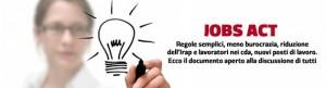 JOBS ACT: il quadro complessivo della legge di riforma