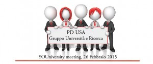 Il contributo del PD USA a YOUniversity.Lab