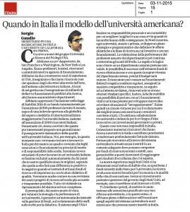 Lettera a Renzi dal gruppo Università e Ricerca